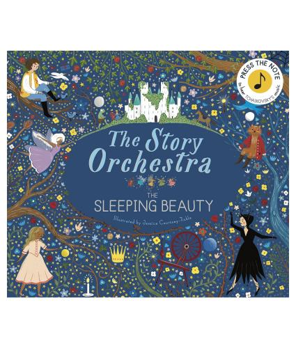 The Sleeping Beauty : The Story Orchestra - front cover