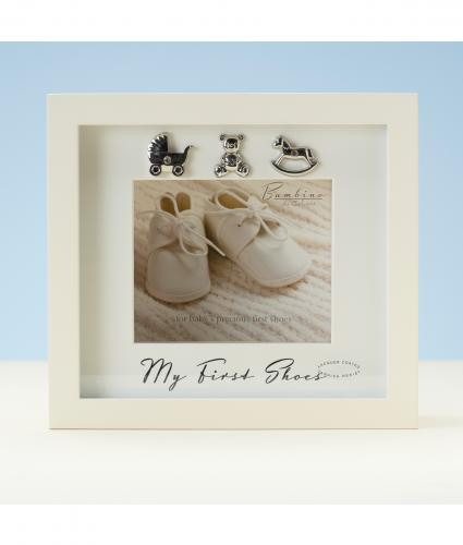 My First Shoes Keepsake Box, Baby Gift, Cancer Research UK