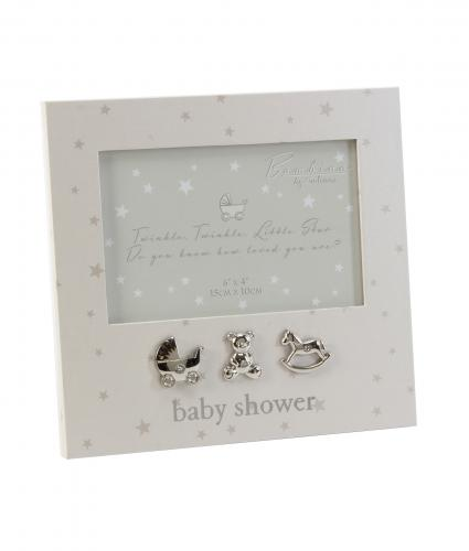 Baby Shower Frame, Baby Gift, Cancer Research UK