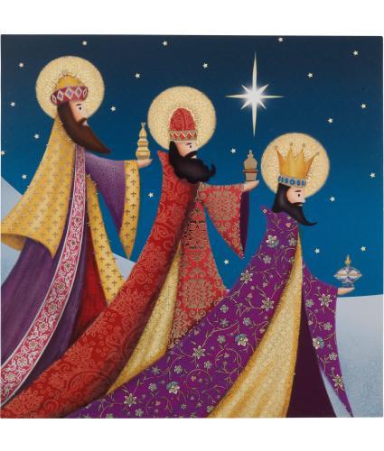 We Three Kings Christmas Cards - Pack of 10