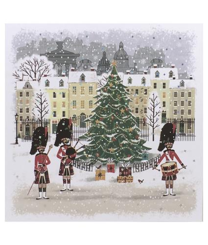 Scottish Guards Christmas Cards - Pack of 10