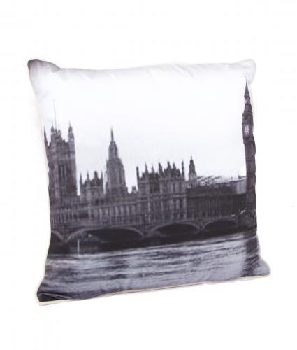 Cancer Research UK, London Skyline Cushion