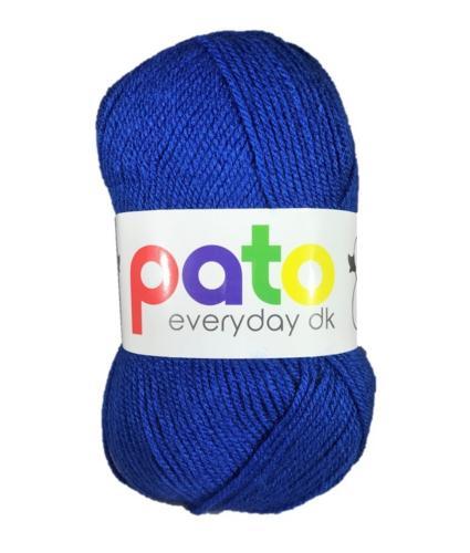 Cygnet Pato Everyday DK Knitting Yarn in Royal Blue 990
