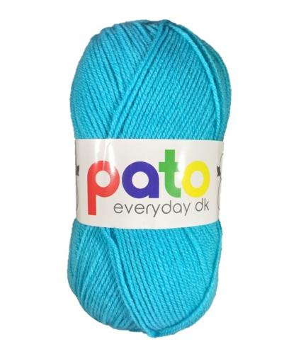 Cygnet Pato Everyday DK Knitting Yarn in Aqua 992