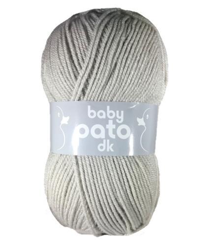 Cygnet Baby Pato DK Knitting Yarn in Misty Grey 794