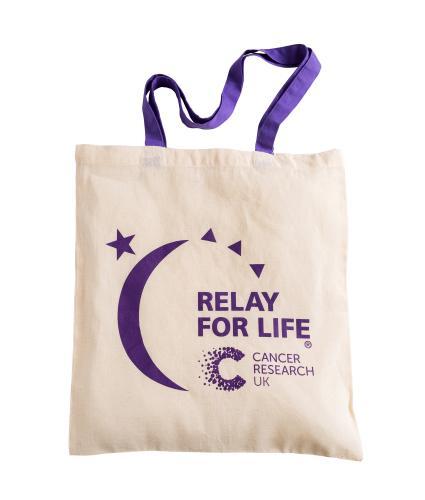 Relay For Life Shopper Bag