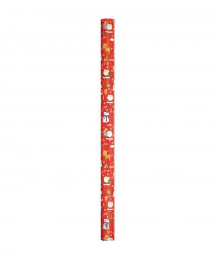 9m Giant Novelty Kids Rolled Gift Wrap
