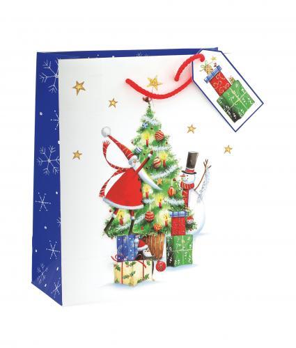 Whimsical Medium Gift Bag