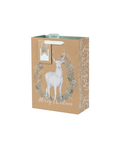 Tom Smith Woodland Wonder Luxury Gift Bag - Large