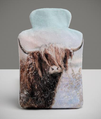 Archie the Highland Cow Hottie Pack