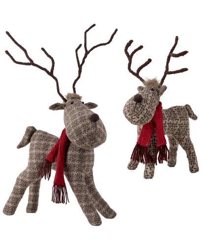 Patterned Reindeer Bundle