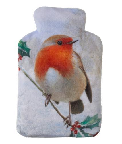 Winter Robin Hottie