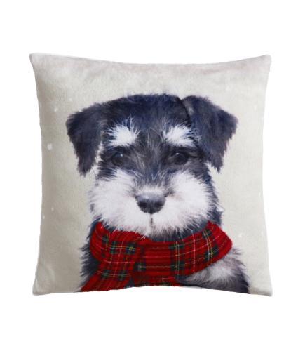 Winter Dog Cushion - Small