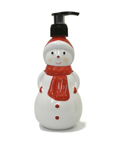 Snowman Soap
