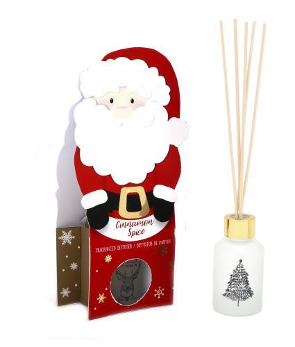 Santa Apple & Cinnamon 80ml Reed Diffuser