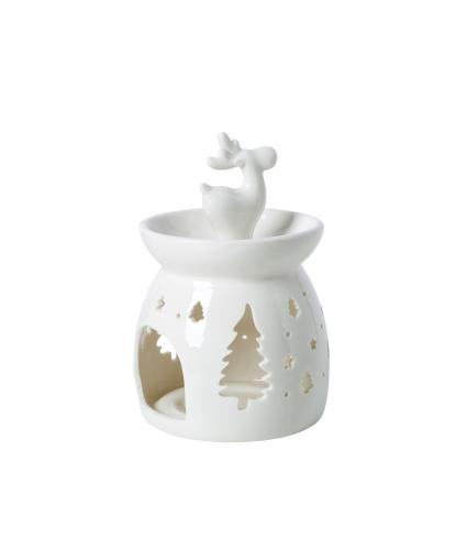 Christmas Reindeer Oil Burner