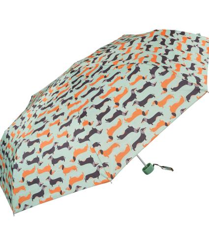 Dachshund Print Umbrella