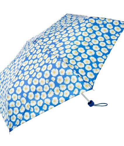 For Kate Blue Gerbera Umbrella
