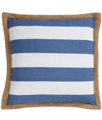 Blue Stripe Scatter Cushion