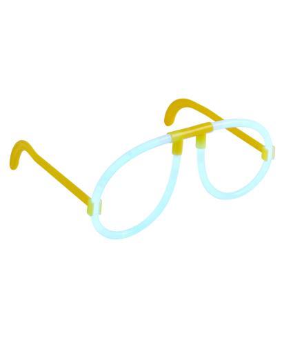 Shine Night Walk 2019 Blue Glow Glasses