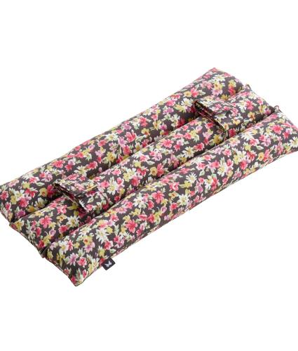 Earth Squared Seatbelt Protector in Flower Print