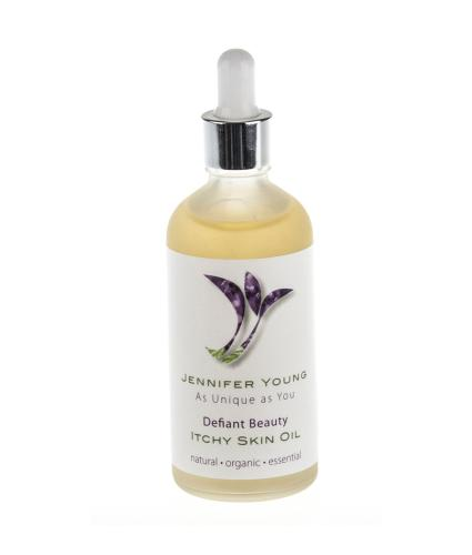 Defiant Beauty Itchy Skin Oil