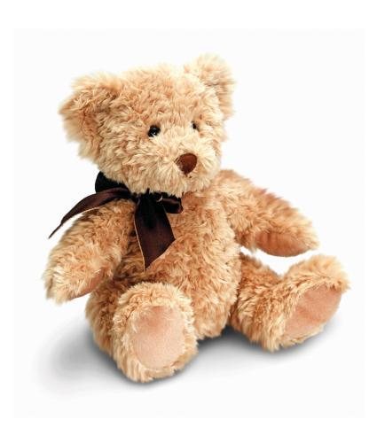 Keel Toys Sherwood Bear Soft Toy