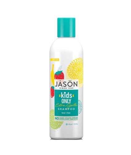 JASON Kids Only! Extra-Gentle All Natural Shampoo
