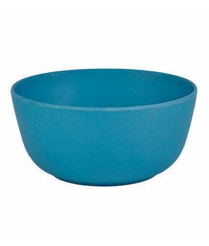 Blue Bamboo Bowl