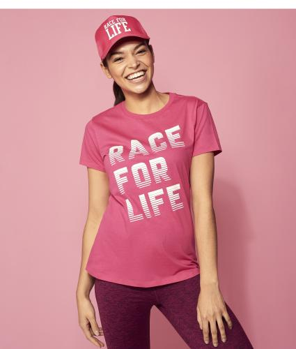RFL Racer Tee Front Image
