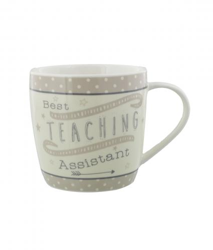 Cancer Research UK Online Shop, Thank You Teacher Gifts, Best Teaching Assistant Ceramic Mug