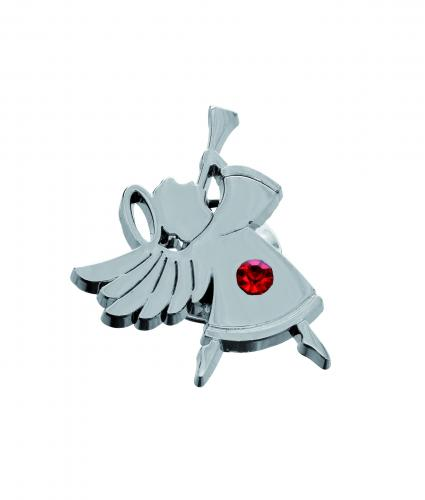 Angel Pin Badge, Cancer Research UK
