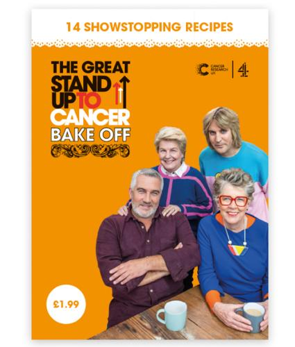 Bake Off Recipe Booklet
