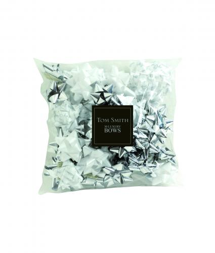 Silver luxury bow pack Cancer Research uk Accesories