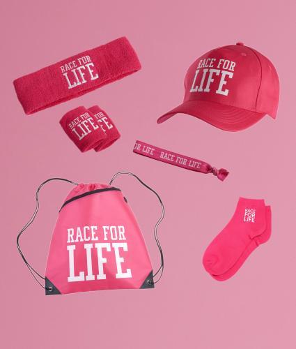 Race for Life Accessories Bundle
