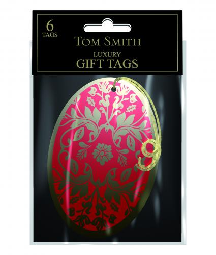Rich traditions tags Cancer Research uk Christmas Tags