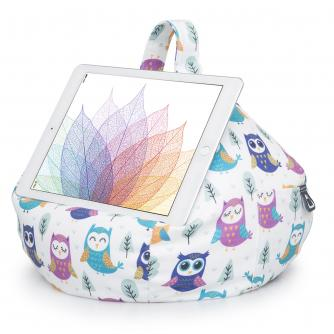 iBeani Tablet Bean Bag Stand - Owl