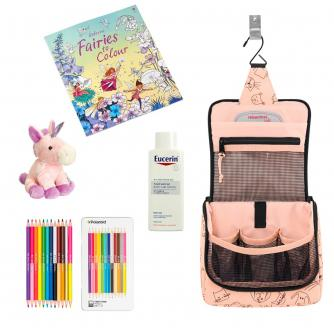 5 Piece Hospital Stay Gift Collection for Girls Age 5+