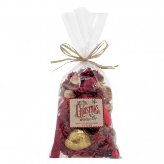 Spiced Apple and Cinnamon Pot Pourri Cancer Research UK Christmas Gift