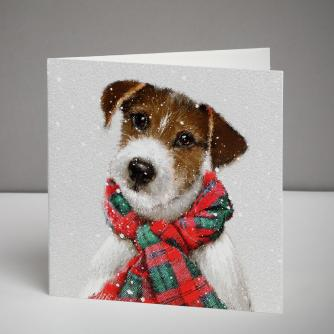 All Wrapped Up Christmas Cards, Pack of 10