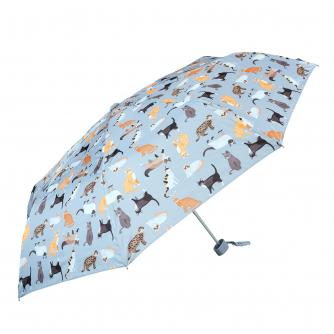 Cat Light Compact Umbrella