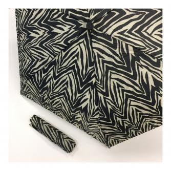 Totes Zebra Umbrella