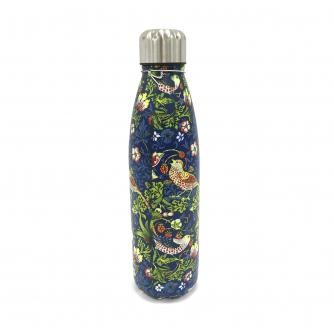 William Morris Strawberry Thief Reusable Water Bottle