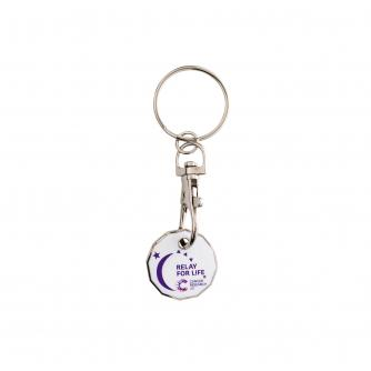 Relay For Life Trolley Coin