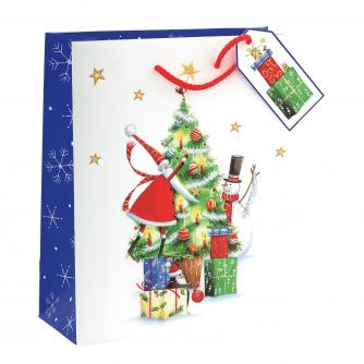 Whimsical Medium Gift Bag