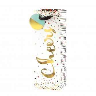 Celebration Bottle Gift Bag