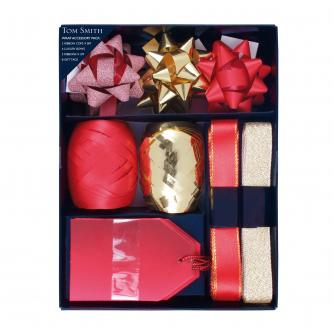 Red & Gold Wrap Accessory Pack
