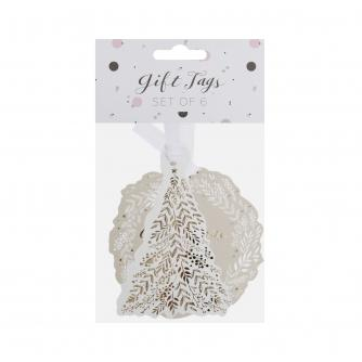 Christmas Gift Tags - Pack of 6