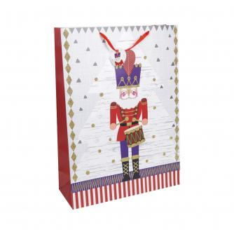 Nutcracker Large Gift Bag