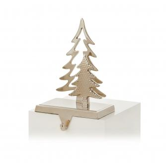 Tree Mantlepiece Stocking Hanger 18cm